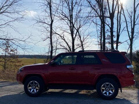 2020 Toyota 4Runner for sale at RAYBURN MOTORS in Murray KY