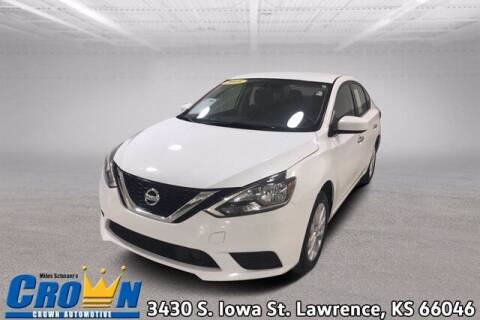 2018 Nissan Sentra for sale at Crown Automotive of Lawrence Kansas in Lawrence KS