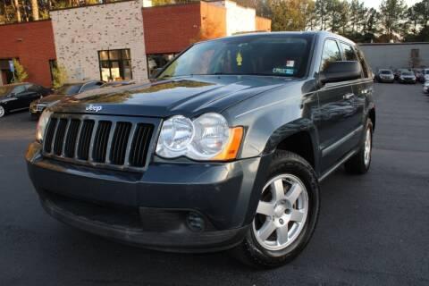 2008 Jeep Grand Cherokee for sale at Atlanta Unique Auto Sales in Norcross GA