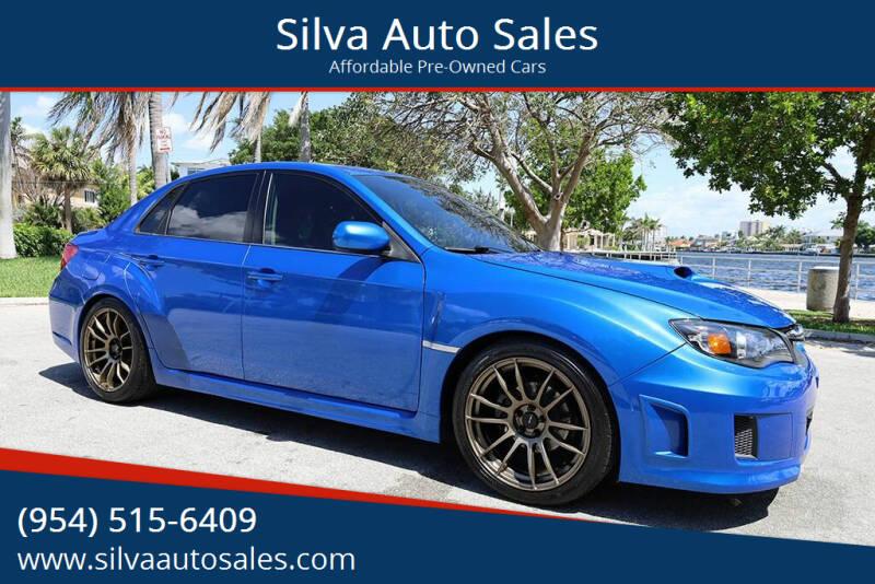 2014 Subaru Impreza for sale at Silva Auto Sales in Pompano Beach FL