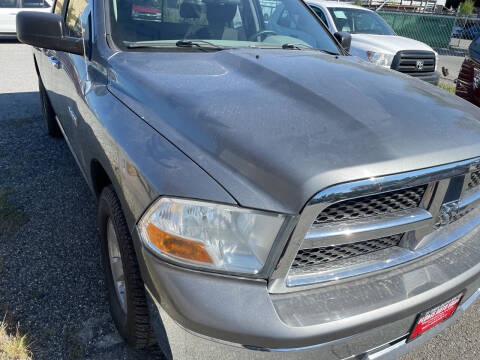 2010 Dodge Ram Pickup 1500 for sale at FLORIS AUTO SALES in Anchorage AK