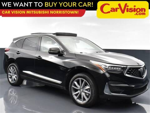 2019 Acura RDX for sale at Car Vision Mitsubishi Norristown in Norristown PA