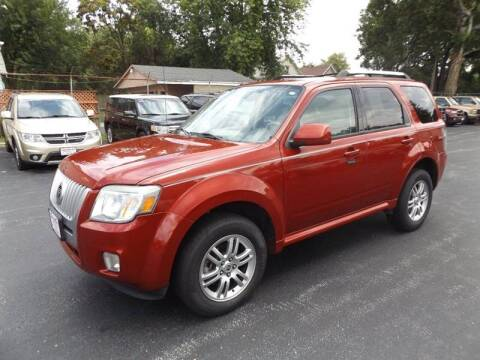 2011 Mercury Mariner for sale at Goodman Auto Sales in Lima OH