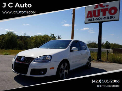 2008 Volkswagen GTI for sale at J C Auto in Johnson City TN