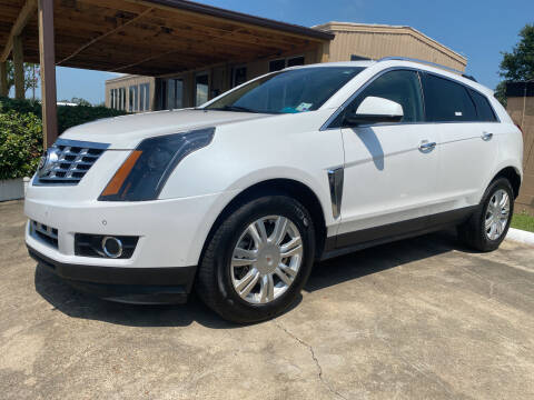 2015 Cadillac SRX for sale at Bobby Lafleur Auto Sales in Lake Charles LA