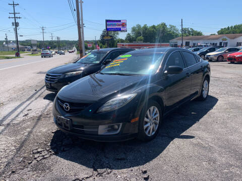 2013 Mazda MAZDA6 for sale at Credit Connection Auto Sales Dover in Dover PA