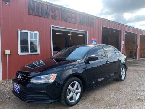 2016 Volkswagen Jetta for sale at Main Street Autos Sales and Service LLC in Whitehouse TX