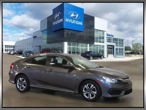 2017 Honda Civic for sale at Terry Lee Hyundai in Noblesville IN
