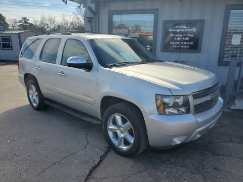 2010 Chevrolet Tahoe for sale at Rutledge Auto Group in Palestine TX