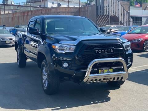 2017 Toyota Tacoma for sale at AGM AUTO SALES in Malden MA