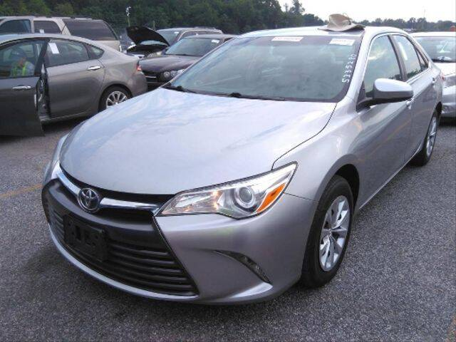 2016 Toyota Camry for sale at Car Nation in Aberdeen MD