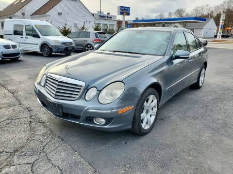 2008 Mercedes-Benz E-Class for sale at K Tech Auto Sales in Leominster MA
