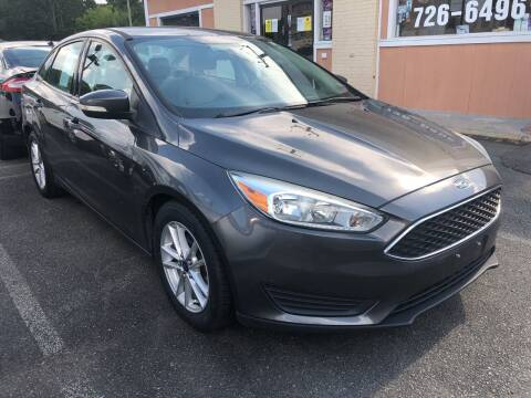 2015 Ford Focus for sale at City to City Auto Sales in Richmond VA