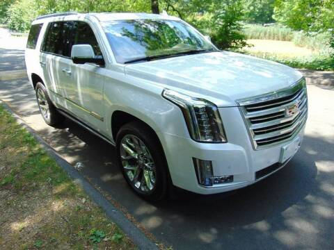 2016 Cadillac Escalade for sale at Lakewood Auto in Waterbury CT
