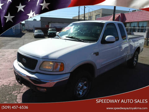 2003 Ford F-150 for sale at Speedway Auto Sales in Yakima WA