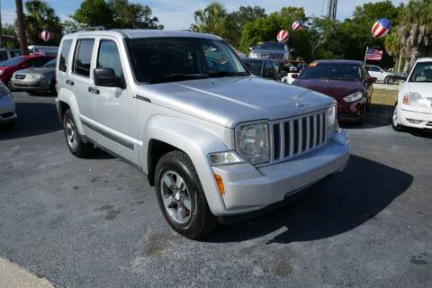 2008 Jeep Liberty for sale at J Linn Motors in Clearwater FL