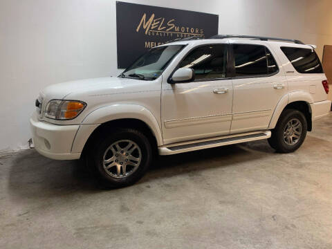 2004 Toyota Sequoia for sale at Mel's Motors in Nixa MO