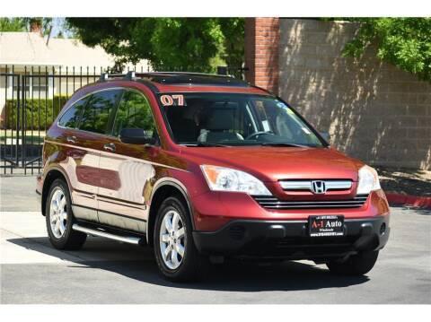 2007 Honda CR-V for sale at A-1 Auto Wholesale in Sacramento CA