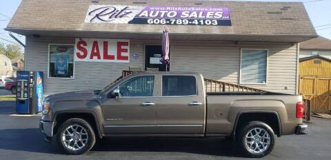2014 GMC Sierra 1500 for sale at Ritz Auto Sales, LLC in Paintsville KY