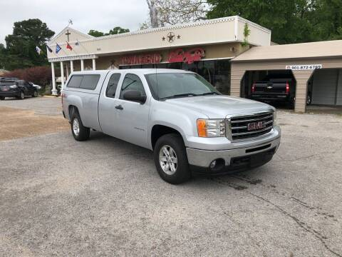 2013 GMC Sierra 1500 for sale at Townsend Auto Mart in Millington TN