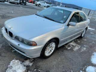 2001 BMW 5 Series for sale at Sussex County Auto & Trailer Exchange -$700 drives in Wantage NJ