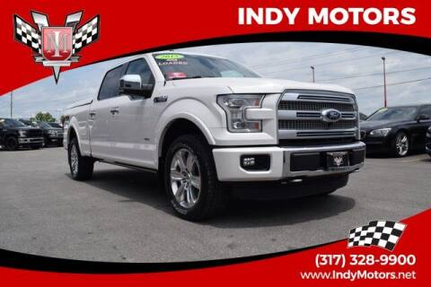 2015 Ford F-150 for sale at Indy Motors Inc in Indianapolis IN