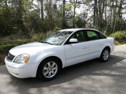 2005 Ford Five Hundred for sale at Low Price Autos in Beaumont TX