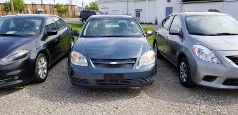 2005 Chevrolet Cobalt for sale at Sissonville Used Cars in Charleston WV