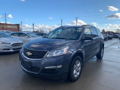 2013 Chevrolet Traverse for sale at Crooza in Dearborn MI