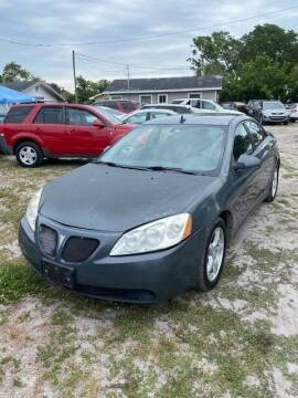 2009 Pontiac G6 for sale at Florida Prestige Collection in St Petersburg FL