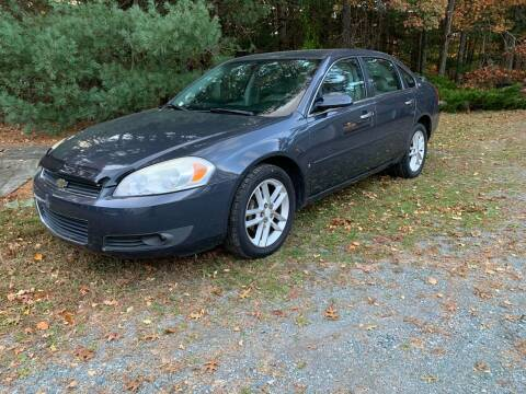 2008 Chevrolet Impala for sale at The Car Store in Milford MA
