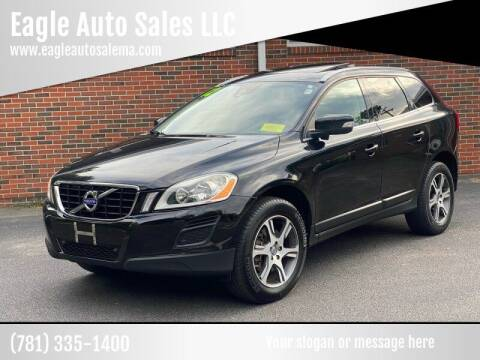 2012 Volvo XC60 for sale at Eagle Auto Sales LLC in Holbrook MA
