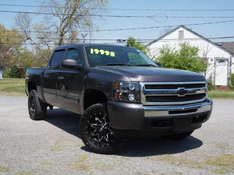 2010 Chevrolet Silverado 1500 for sale at Auto Mart in Kannapolis NC