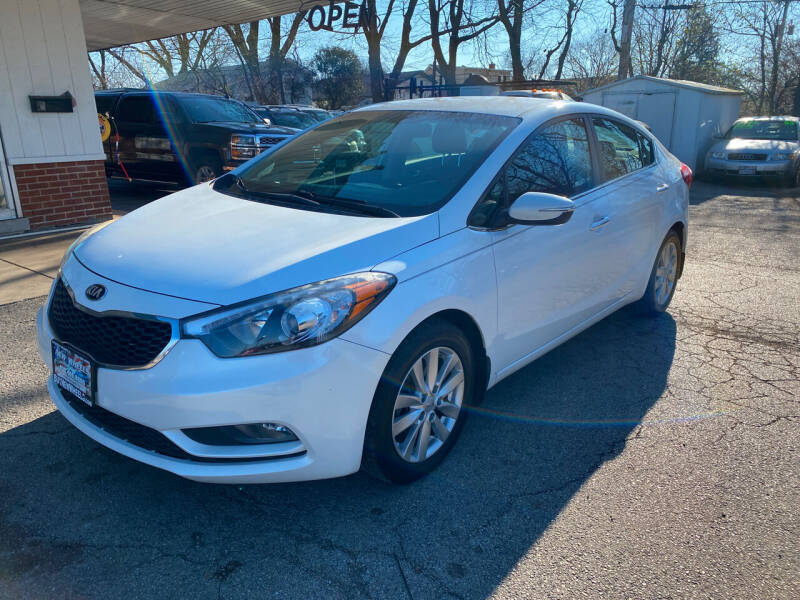 2014 Kia Forte for sale at New Wheels in Glendale Heights IL