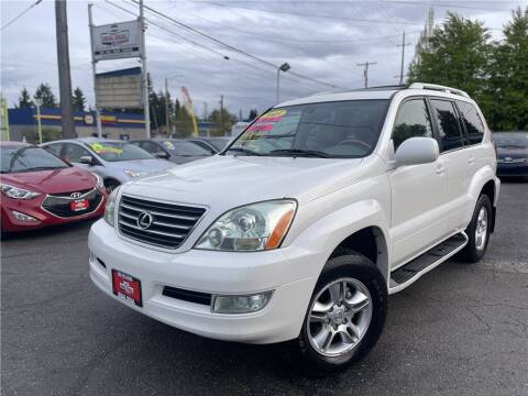 2003 Lexus GX 470 for sale at Real Deal Cars in Everett WA