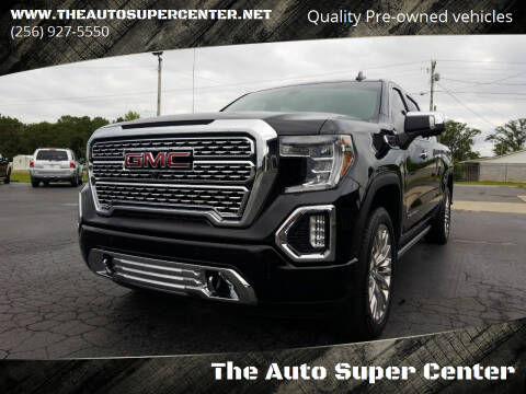 2019 GMC Sierra 1500 for sale at The Auto Super Center in Centre AL