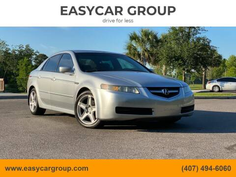 2004 Acura TL for sale at EASYCAR GROUP in Orlando FL