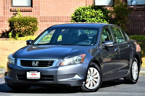 2010 Honda Accord for sale at SEATTLE FINEST MOTORS in Lynnwood WA