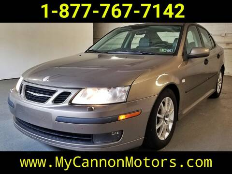 2004 Saab 9-3 for sale at Cannon Motors in Silverdale PA