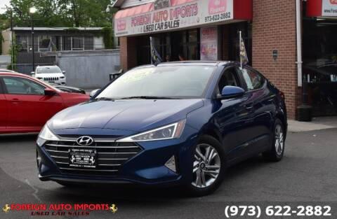 2020 Hyundai Elantra for sale at www.onlycarsnj.net in Irvington NJ