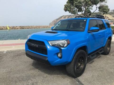 2019 Toyota 4Runner for sale at PRIUS PLANET in Laguna Hills CA
