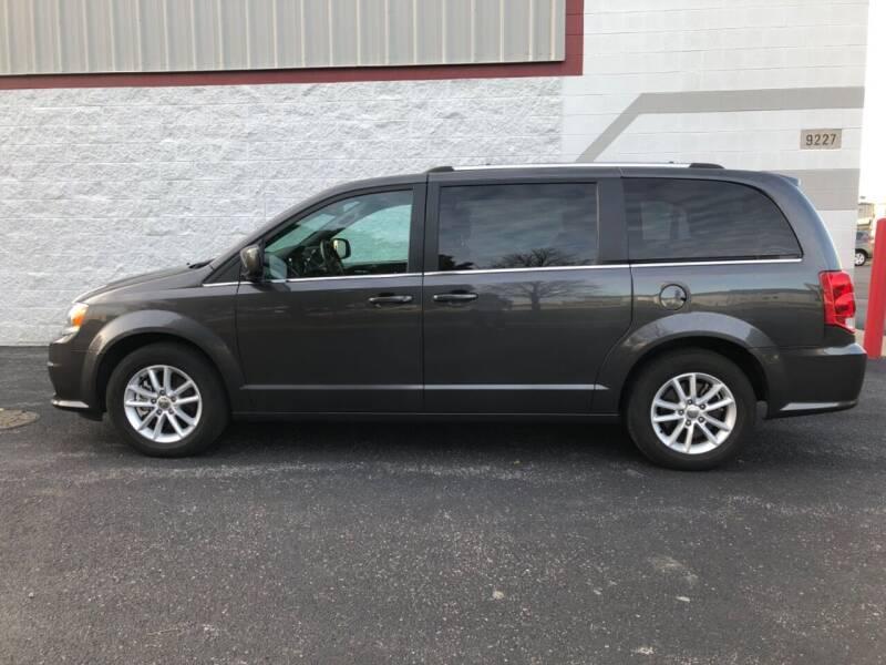 2019 Dodge Grand Caravan for sale at Ryan Motors in Frankfort IL