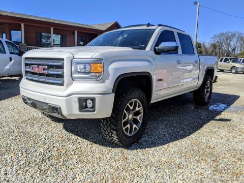 2015 GMC Sierra 1500 for sale at Delta Motors LLC in Jonesboro AR