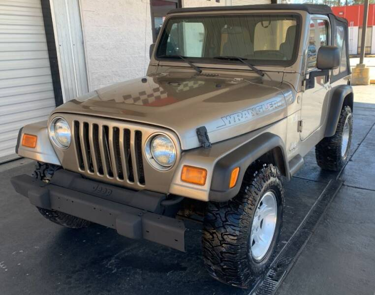 2005 Jeep Wrangler for sale at Tiny Mite Auto Sales in Ocean Springs MS