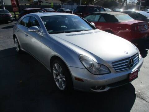 2008 Mercedes-Benz CLS for sale at GENOA MOTORS INC in Genoa IL