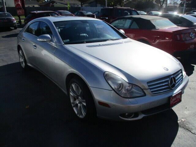 2008 Mercedes-Benz CLS for sale at GENOA MOTORS INC in Genoa IL