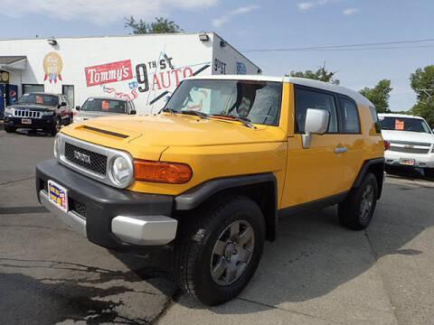 2007 Toyota FJ Cruiser for sale at Tommy's 9th Street Auto Sales in Walla Walla WA