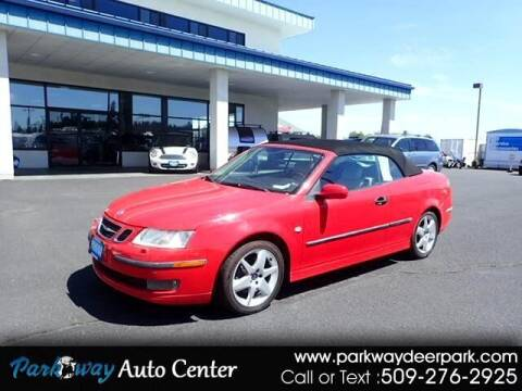 2004 Saab 9-3 for sale at PARKWAY AUTO CENTER AND RV in Deer Park WA