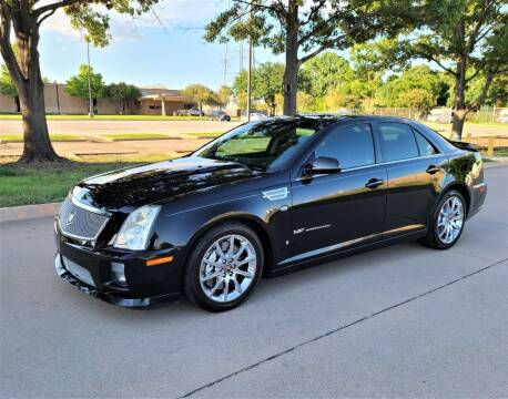 2008 Cadillac STS-V for sale at Image Auto Sales in Dallas TX