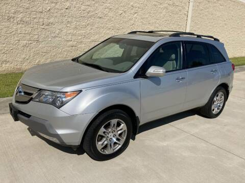 2008 Acura MDX for sale at Raleigh Auto Inc. in Raleigh NC